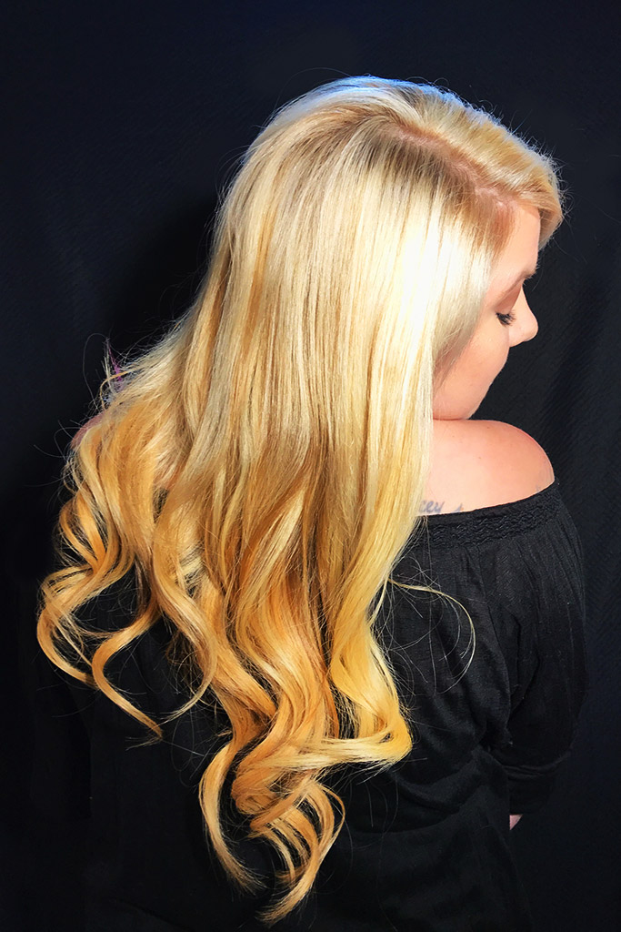 Hair Extensions Hotheads Hair Extensions Boston Salon One Medfield